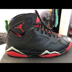 Jordan 7 sneaker